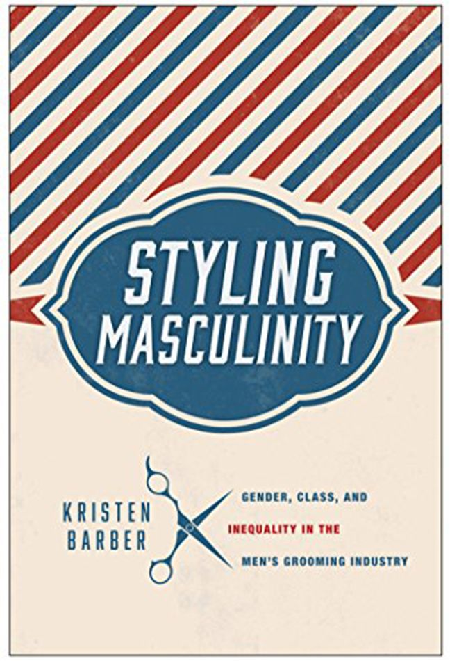 Front cover of Styling Masculinity
