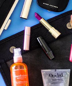 What's In My Bag? #CurlBoss Edition