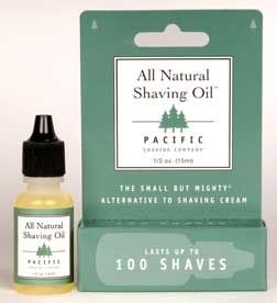 Pacific Shaving Oil