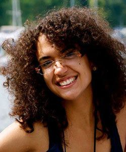 Denisse's Curly Hair Journey