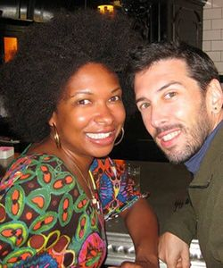 We Talked Textured Hair on the Multiracial Family Man Podcast