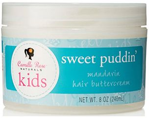 SHOP: Camille Rose Naturals Kids Sweet Puddin' Mandarin Hair Buttercream (8 oz.)