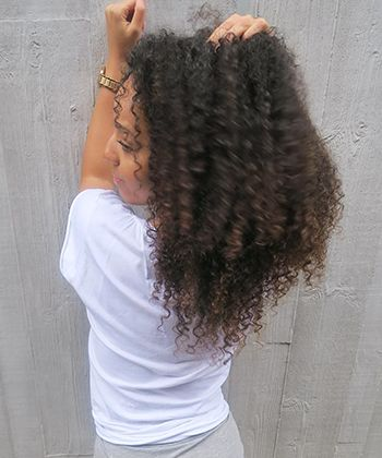 How To Embrace Your Transition To Natural Hair