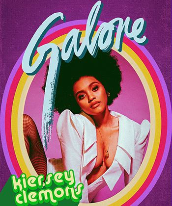 Kiersey Clemons for Galore Gives us All the 70s Vibes We Ever Needed