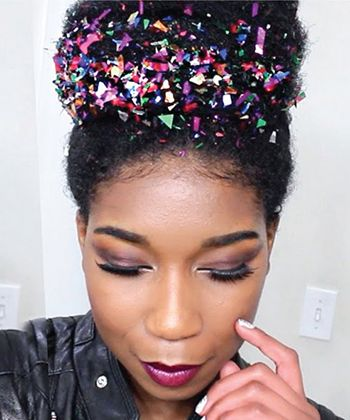 Make a Statement with these New Year's Eve Hairstyles!