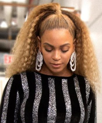 Is That Really Beyoncé's Natural Hair?