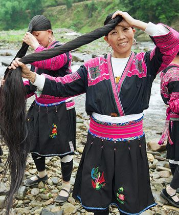Why Asian Women Have Been Rinsing Their Hair with Fermented Rice Water