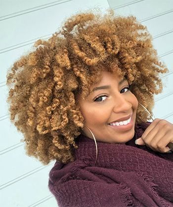 The Hottest Colors of 2018 for Natural Hair