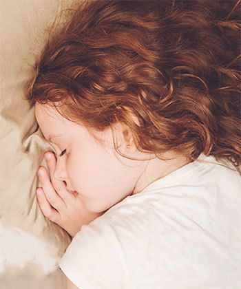 The Essential Bedtime Routine for Curly Kids