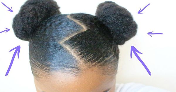How To Create A Zig Zag Part With Curly Hair Naturallycurly Com