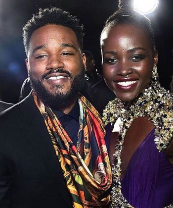 Coily Hair and Colorful Clothes were the Stars of the Black Panther Premiere