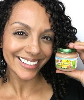 I Used Baby Food in my Hair, Here's What Happened