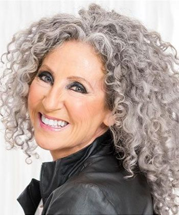 Curly Girl Author Lorraine Massey's Latest Book is an Empowering Guide to Going Gray
