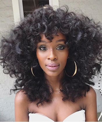 What's Trending in South Africa's Natural Hair Movement Right Now