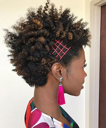 8 Short Natural Haircuts Everyone Is Asking For