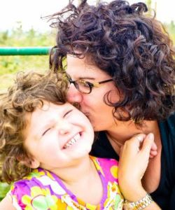 Open Letter to My Curly Daughter...