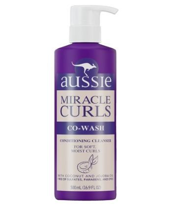 Aussie Miracle Curls Conditioning Cleanser