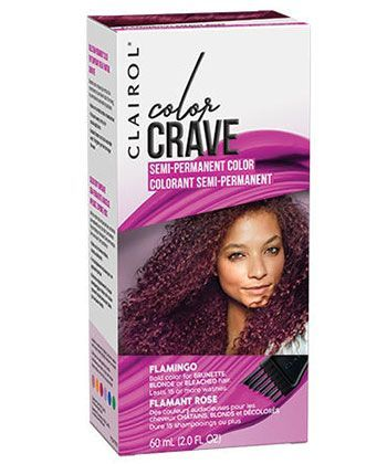 Clairol Color Crave Semi-Permanent Hair Color