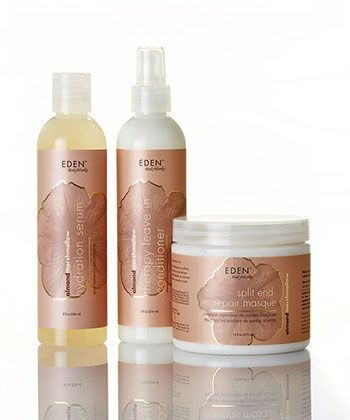 EDEN BodyWorks Sweet Almond Oil and Marshmallow Root Extract Collection