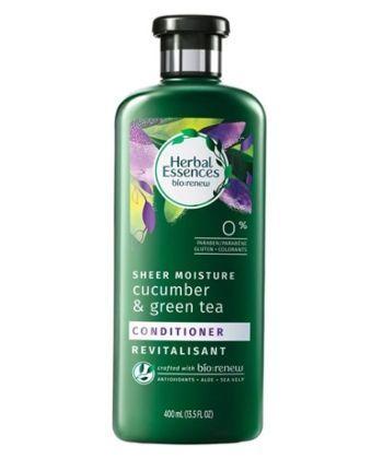 Herbal Essences Sheer Moisture Cucumber & Green Tea Foam Conditioner