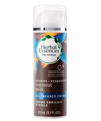 Herbal Essences Coconut Milk Oil Infused Hair Crème
