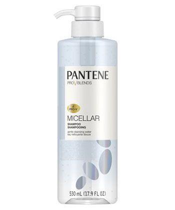 Pantene Micellar Shampoo Gentle Cleansing Water