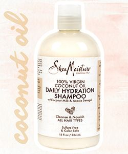 What You Need to Know About the New SheaMoisture 100% Virgin Coconut Oil Collection