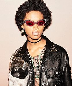 7 Natural Haired Models to Start Following, NOW