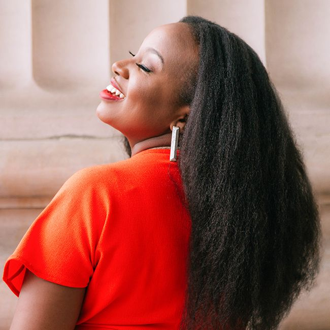 Why Afro Textured Hair Will Never Look Like Straight Hair