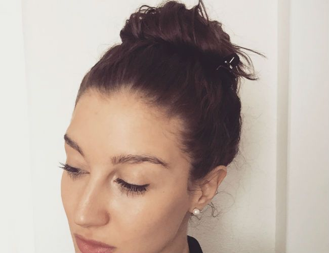 How To Style Hair After A Workout Without A Shower Naturallycurly