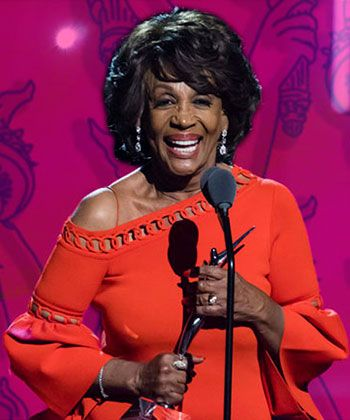 Why Maxine Waters' Speech is the Pep Talk You Need This Week