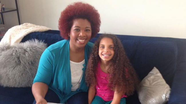 calissa and nichole curly hair