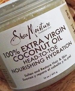 What's So Special About the New SheaMoisture 100% Coconut Oil?