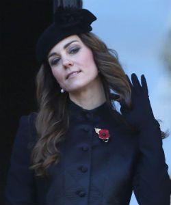 In Defense of Kate Middleton's Hair Twirling
