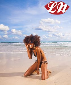 Lazy Naturals: Easy Vacation Hair Care