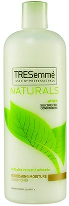 tresemme naturals nourishing moisture conditioner with aloe and avocado