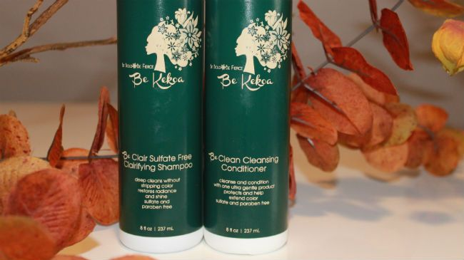 be kekoa be clean cleansing conditioner