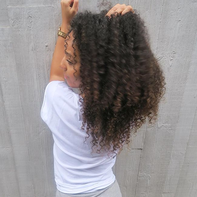 How to embrace your transition to curly hair naturallycurly need more transitioning inspiration solutioingenieria Images