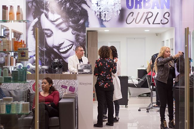 Urban Curls Salon