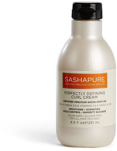 SHOP NaturallyCurly 2018 Game Changer: Sashapure Perfectly Defining Curl Cream