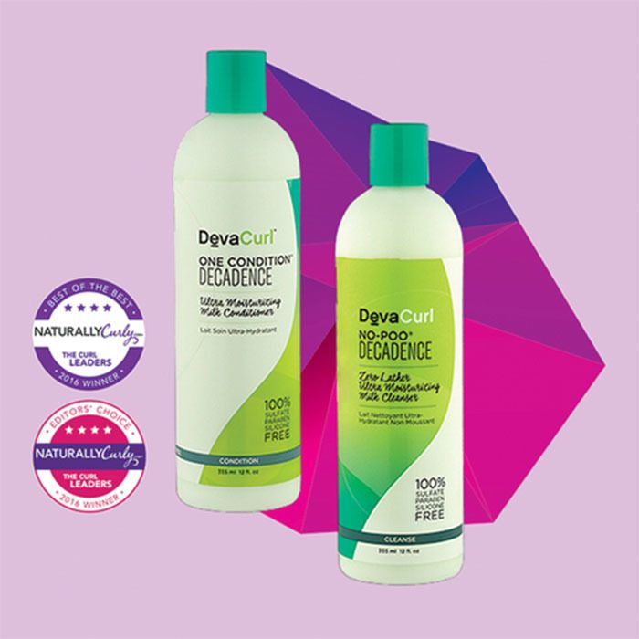 Deva Curl One Condition & No Poo
