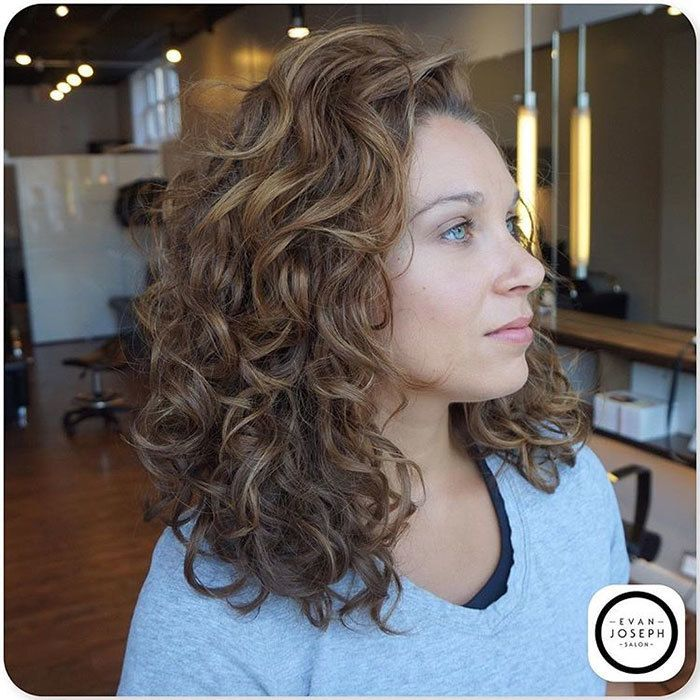 naturally wavy cut by evan joseph salon