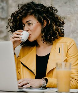 How To Make Your Caffeine Addiction Pay Off