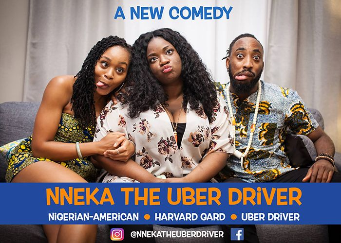 Nneka the Uber Driver
