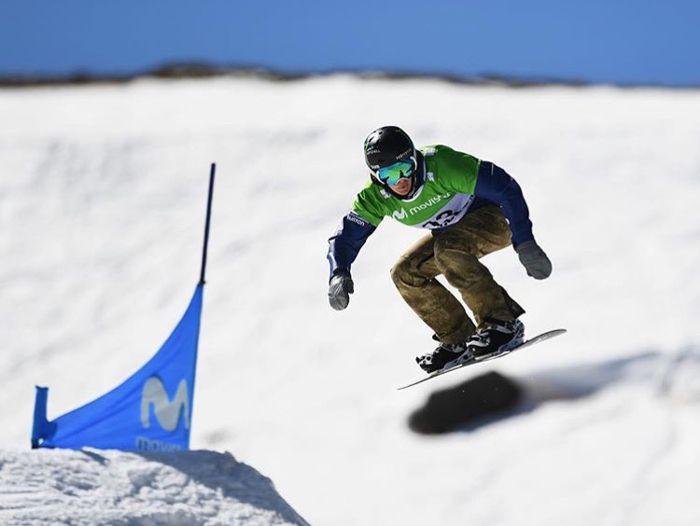 lindsey jacobellis snowboarder
