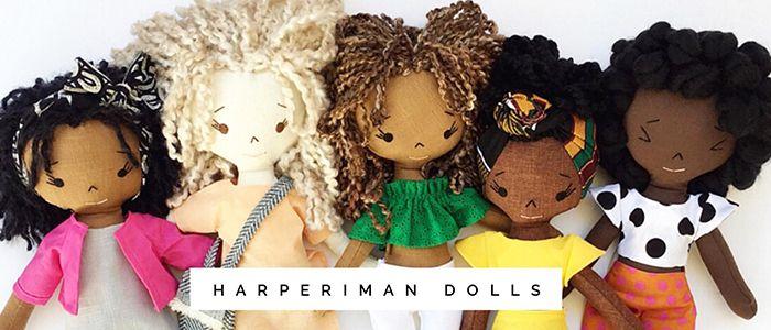 Harper Iman Dolls