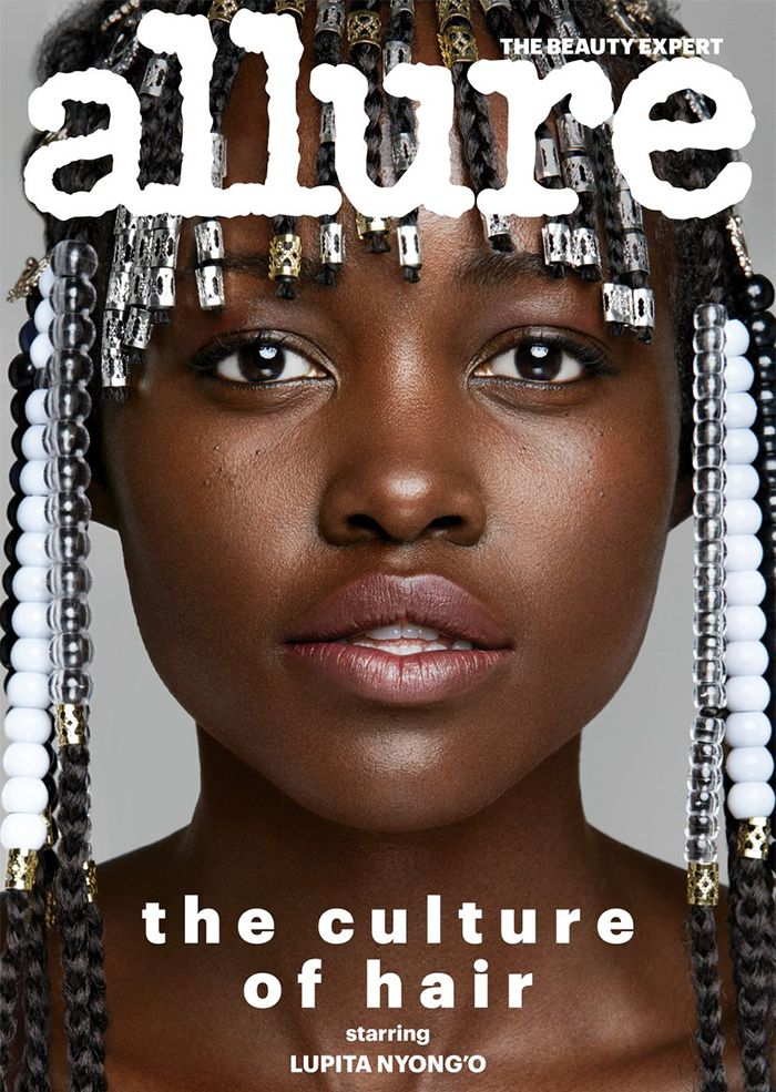 Allure Cover: The Culture of Hair