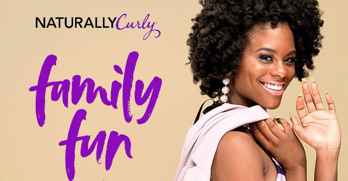 NaturallyCurly Family Fun Smooth