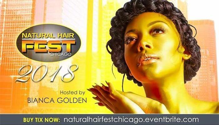 Natural Hair Fest Chicago