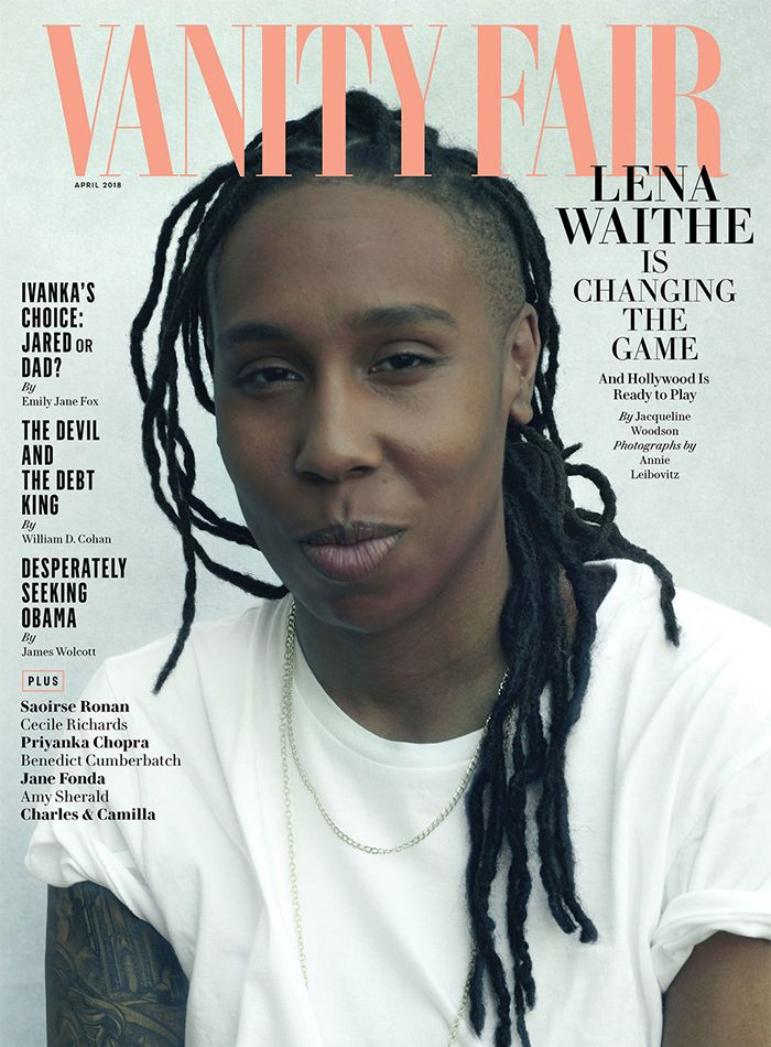 Vanity Fair Lena Waithe Cover